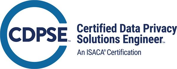 cdpse isaca certified data privacy solutions engineer veri koruma güvenlik bilgi güvenliği siber cisa cism cgeit